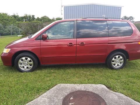 2003 Honda Odyssey for sale in Ocoee, FL