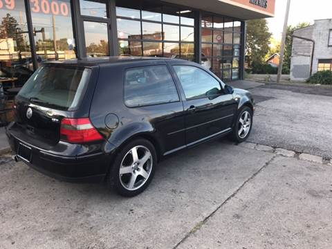 2002 Volkswagen GTI for sale in Cleveland, OH