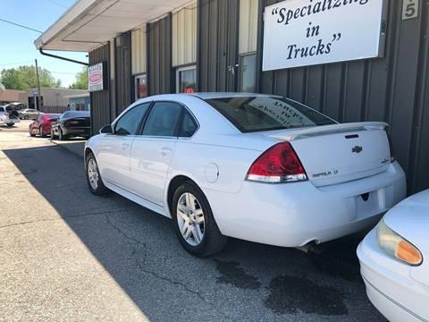2012 Chevrolet Impala for sale in Rossville, KS