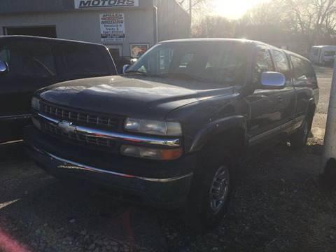 2000 Chevrolet Silverado 2500 for sale in Rossville, KS