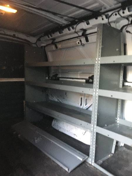 2010 GMC Savana Cargo 2500 (image 17)