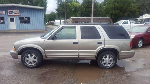 1999 Oldsmobile Bravada for sale in Rossville, KS