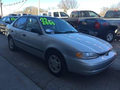1999 Chevrolet Prizm for sale in Rossville, KS