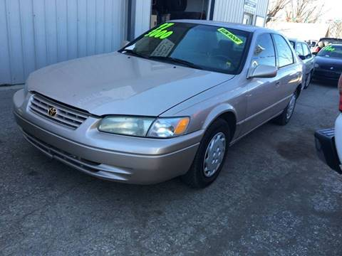 1997 Toyota Camry for sale in Rossville, KS