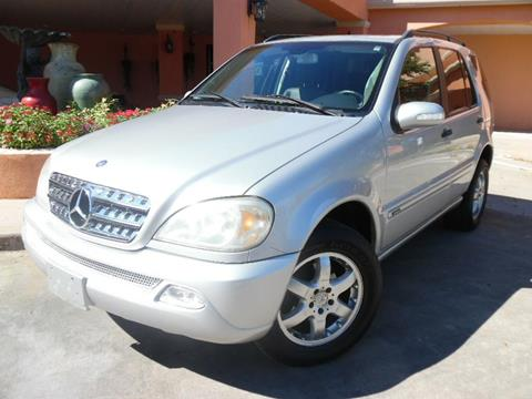 2003 Mercedes-Benz M-Class for sale in Houston, TX