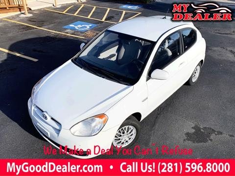 2011 Hyundai Accent for sale in Houston, TX
