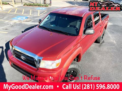 2006 Toyota Tacoma for sale in Houston, TX