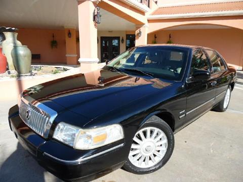 2011 Mercury Grand Marquis for sale in Houston, TX