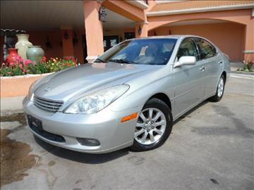 2003 Lexus ES 300 for sale in Houston, TX