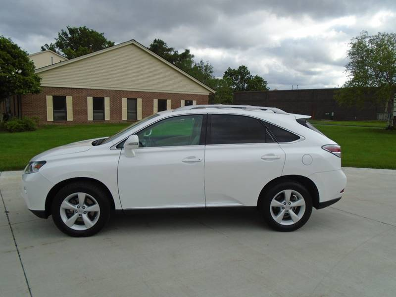 2015 Lexus RX 350 AWD 4dr SUV - Warrensville Heights OH