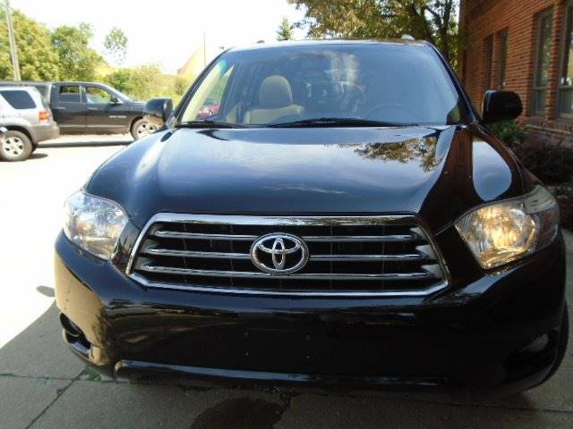 2008 Toyota Highlander AWD Sport 4dr SUV - Warrensville Heights OH