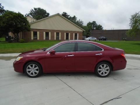 2009 Lexus ES 350 for sale in Warrensville Heights, OH