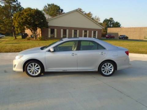 2014 Toyota Camry for sale in Warrensville Heights, OH