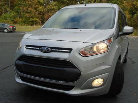 2014 Ford Transit Connect Wagon for sale in Warrensville Heights, OH