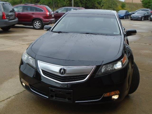 Acura Tl SHAWD Dr Sedan A WTechnology Package In - Acura tl lease offers