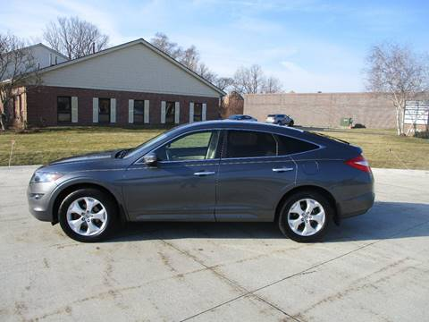 2012 Honda Crosstour for sale in Warrensville Heights, OH