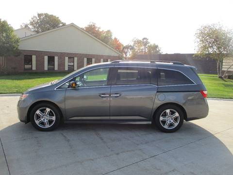 2011 Honda Odyssey for sale in Warrensville Heights, OH