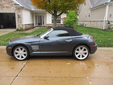 2006 Chrysler Crossfire for sale in Warrensville Heights, OH
