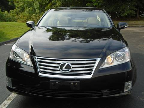 2010 Lexus ES 350 for sale at Lease Car Sales 2 in Warrensville Heights OH
