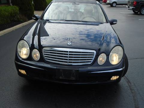 2005 Mercedes-Benz E-Class for sale in Warrensville Heights, OH