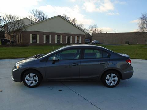 2013 Honda Civic for sale in Warrensville Heights, OH