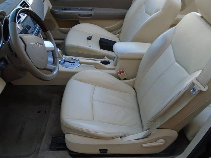 2008 Chrysler Sebring Limited 2dr Convertible - Warrensville Heights OH