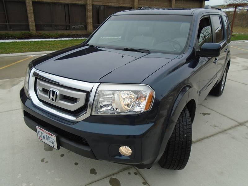 2011 Honda Pilot 4x4 EX-L 4dr SUV - Warrensville Heights OH