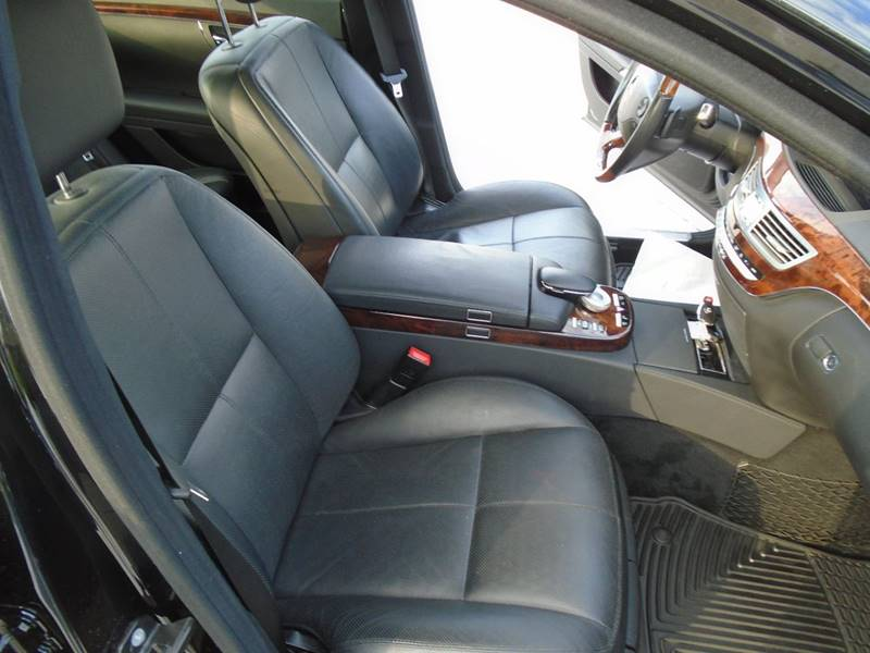 2009 Mercedes-Benz S-Class AWD S 550 4MATIC 4dr Sedan - Warrensville Heights OH
