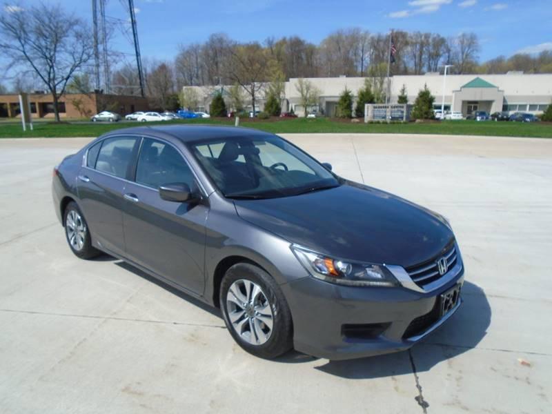 2014 Honda Accord LX 4dr Sedan CVT - Warrensville Heights OH