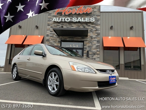 2003 Honda Accord for sale in Linn, MO