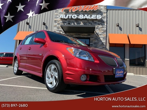 2008 Pontiac Vibe for sale in Linn, MO