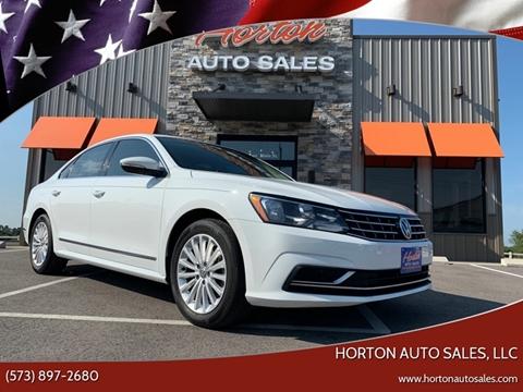 2016 Volkswagen Passat for sale in Linn, MO