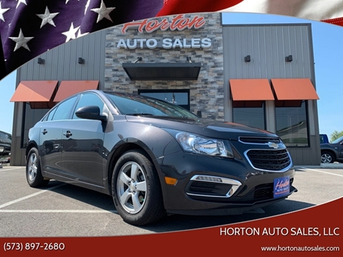 2016 Chevrolet Cruze Limited for sale in Linn, MO