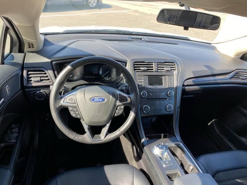 2018 Ford Fusion AWD SE 4dr Sedan - Linn MO
