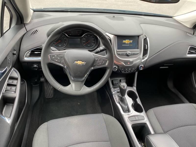 2017 Chevrolet Cruze LT Auto 4dr Sedan - Linn MO