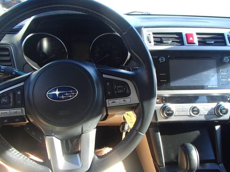 2017 Subaru Legacy AWD 2.5i Premium 4dr Sedan - Linn MO