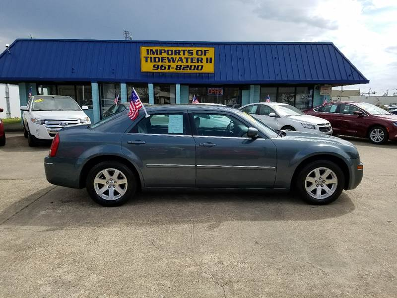 2006 chrysler 300 touring 4dr sedan in virginia beach va. Cars Review. Best American Auto & Cars Review