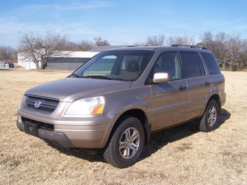 2003 Honda Pilot For Sale At BEST BUY AUTO SALES LLC In Ardmore OK