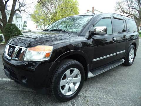 Nissan Armada For Sale in York, PA - Carsforsale.com