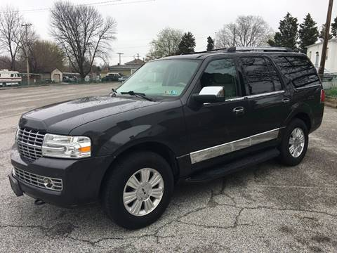 2007 Lincoln Navigator for sale at On The Circuit Cars & Trucks in York PA