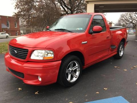 Ford Svt Lightning >> Used Ford F 150 Svt Lightning For Sale In Madison Tn Carsforsale Com