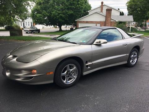 2002 Pontiac Firebird for sale in York, PA