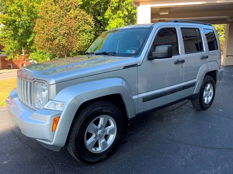 2010 Jeep Liberty for sale in York, PA