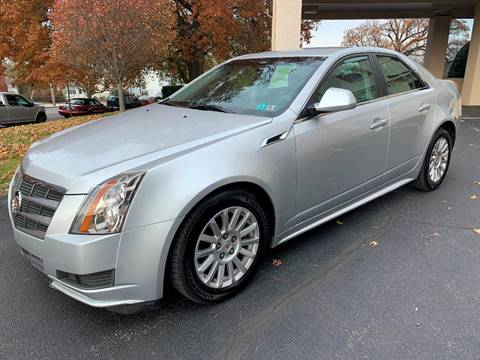 2011 Cadillac CTS for sale in York, PA
