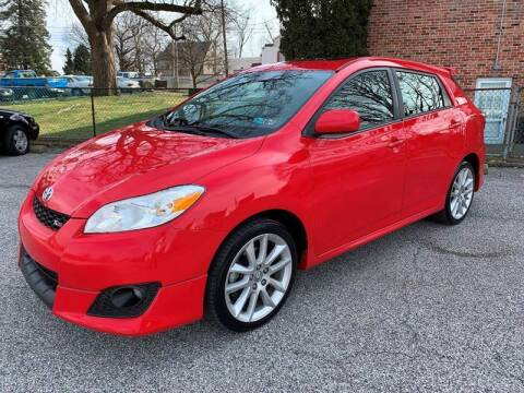 2009 Toyota Matrix XRS for sale at On The Circuit Cars & Trucks in York PA