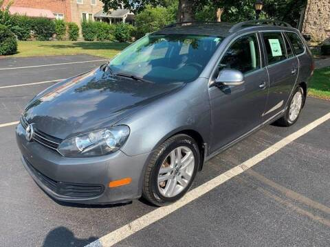 2012 Volkswagen Jetta SportWagen TDI for sale at On The Circuit Cars & Trucks in York PA