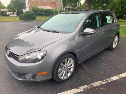 2012 Volkswagen Golf TDI for sale at On The Circuit Cars & Trucks in York PA