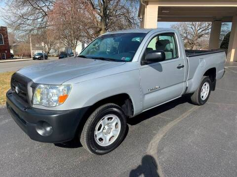 2007 Toyota Tacoma for sale at On The Circuit Cars & Trucks in York PA