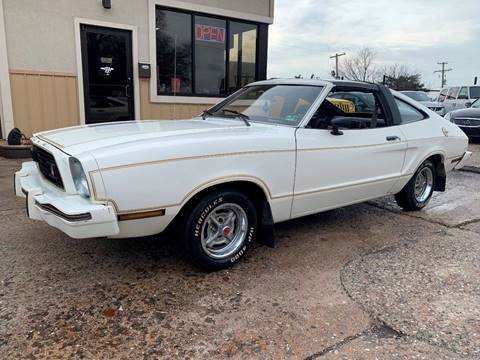 1978 Ford Mustang II for sale at On The Circuit Cars & Trucks in York PA