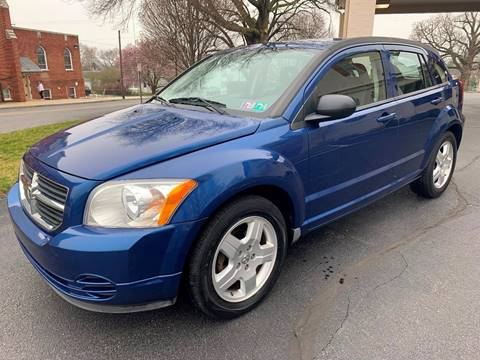 2009 Dodge Caliber SXT for sale at On The Circuit Cars & Trucks in York PA